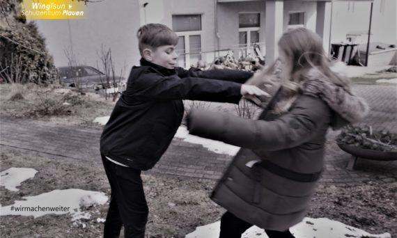 Kids WingTsun