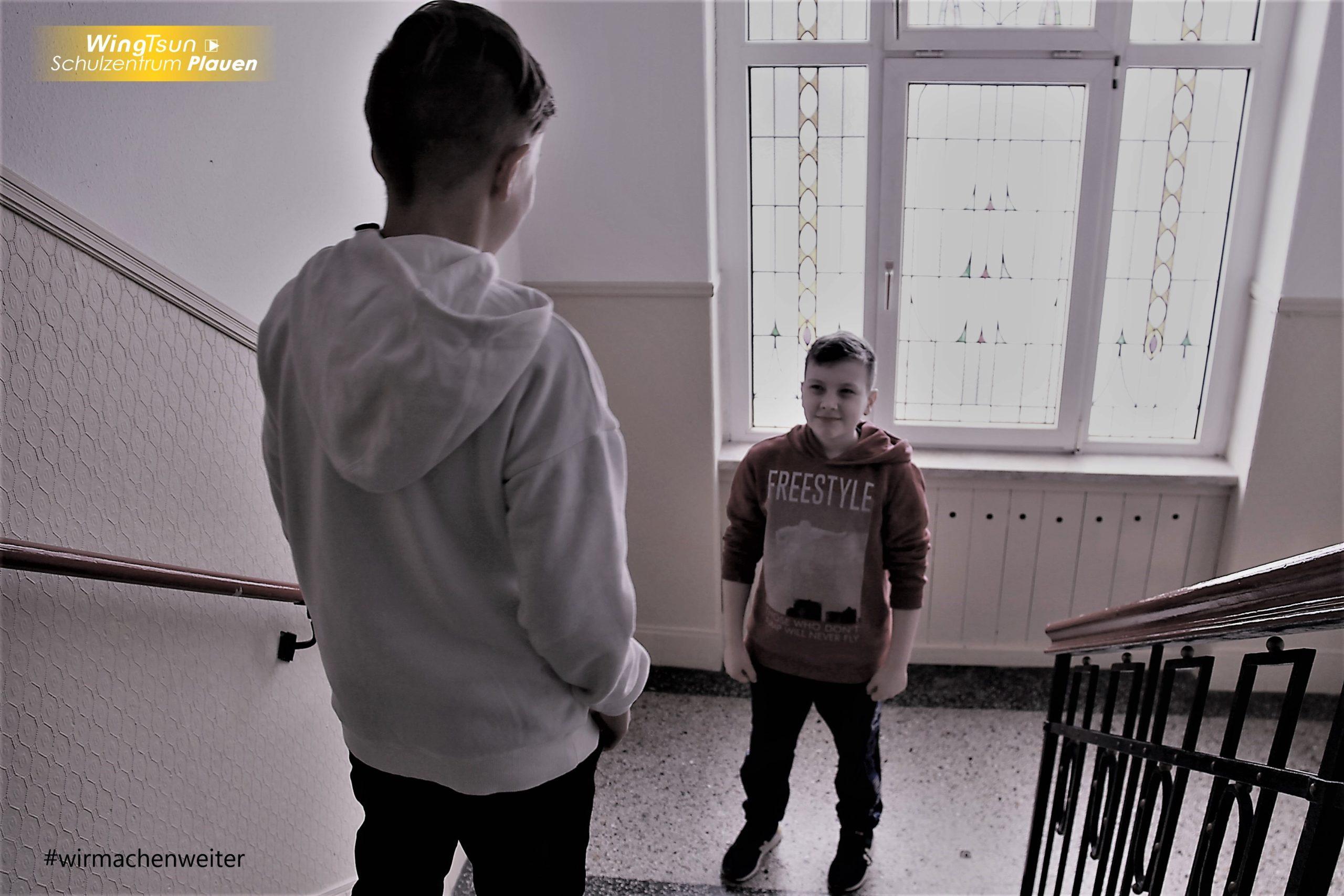 Kids WingTsun Plauen